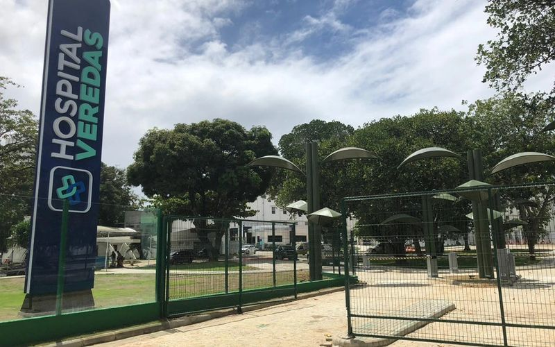 Aparecendo à frente de 24 instituições, o Veredas superou  Santa Casa de Maceió, Hospital Vida, Hospital Universitário, Hospital Geral Estado entre muitos outro