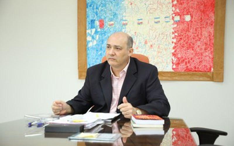 Josealdo Tonholo, reitor da Ufal