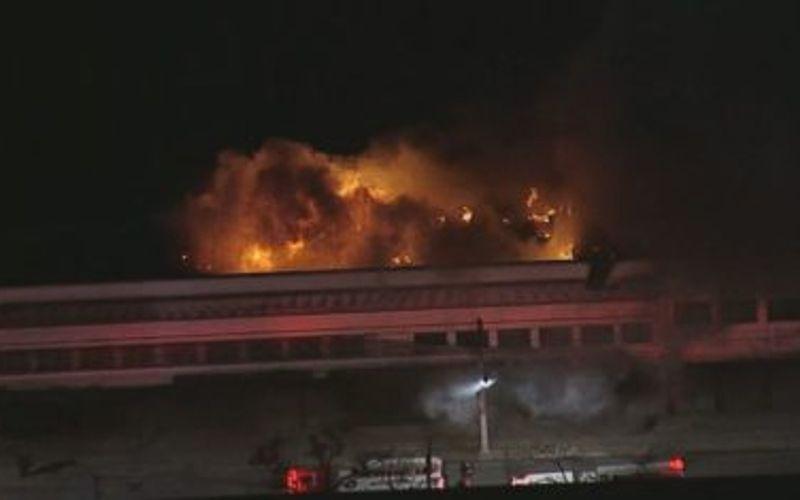 Incêndio atinge galpão da Cinemateca Brasileira, na zona oeste de São Paulo