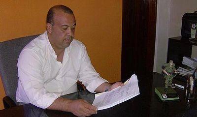 Sargento Theobaldo Almeida