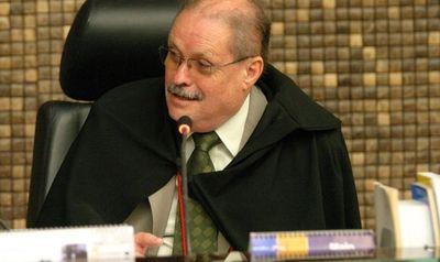 Desembargador Estácio Luiz Gama de Lima, relator do processo