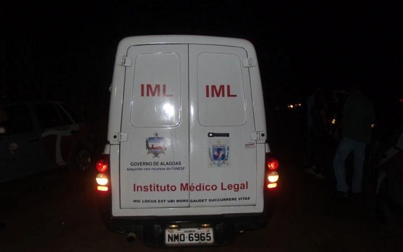 Viatura do IML