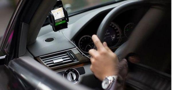 Decreto permite que SMTT fiscalize motoristas por aplicativos em