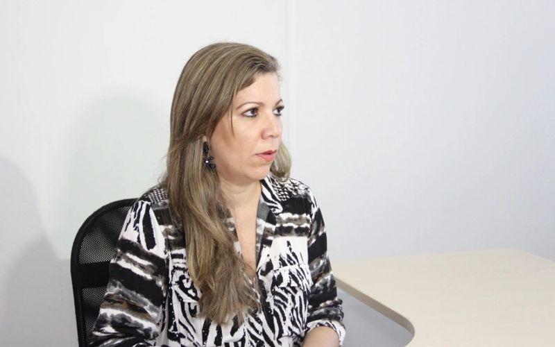 Delegada Ana Luiza Nogueira