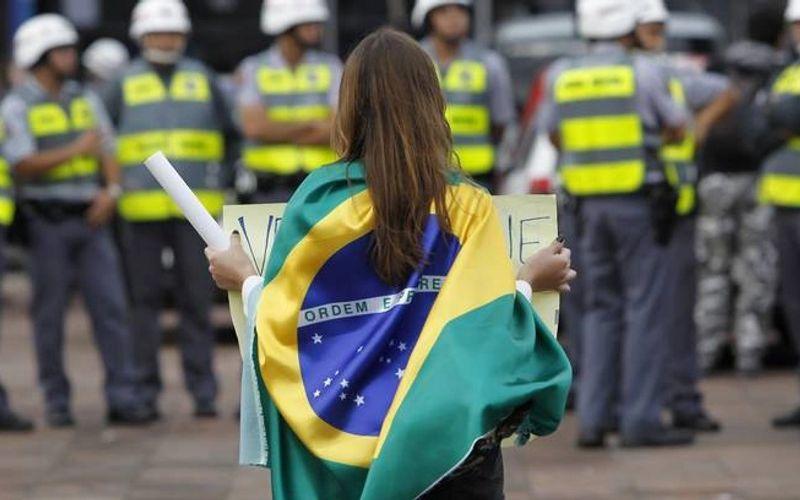 Manifestações sacudiram o Brasil
