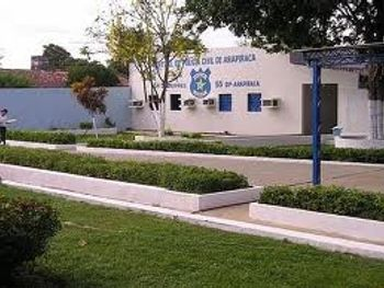 Central de polícia em Arapiraca