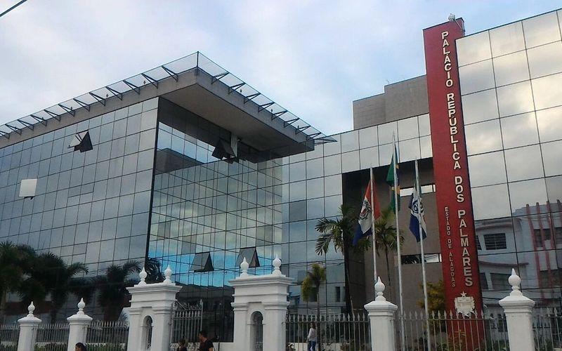 Palácio República dos Palmares