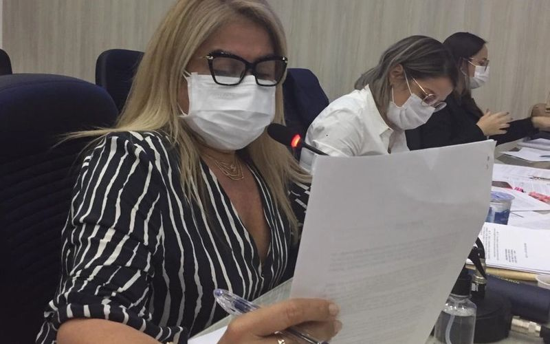 Vereadora Silvânia Barbosa