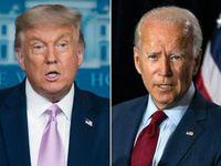 Donald Trump e Joe Biden