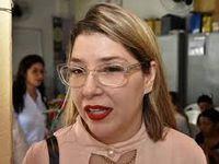 Júlia Nunes, presidente da AME