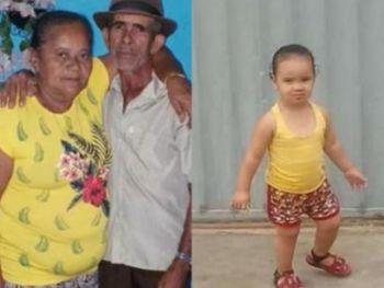 Casal de agricultores e neta foram encontrados mortos dentro de residência em São Sebastião