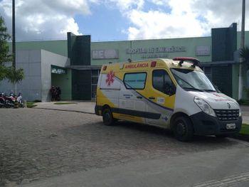 Unidade hospitalar atendeu 136 vítimas de acidentes durante o fim de semana