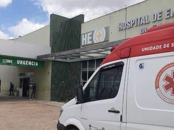 Hospital de Emergência do Agreste (HEA), em Arapiraca