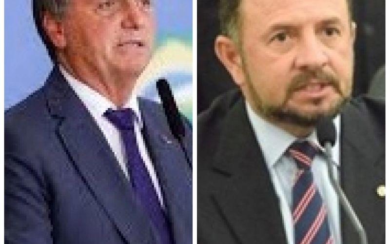 Jair Bolsonaro recebeu proposta para se filiar ao partido de Antônio Albuquerque, PTB.