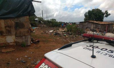 Homem é morto no antigo lixão da comunidade Mangabeiras