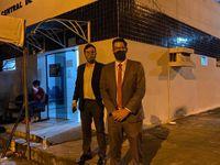 Advogados dos acusados