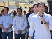 Yvan Beltrãotrabalha sua pré-candidatura percorrendo os municípios alagoanos embusca de apoiosà ALE