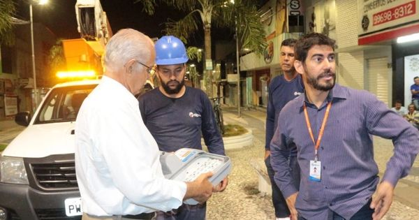 Prefeitura de Arapiraca investe R$ 3,5 milhões em lâmpadas LED e - Cada Minuto