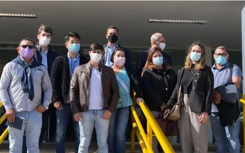 Conagreste visita Centro de Diagnóstico por Imagem, em São Paulo, e conhece projeto a ser implantado pelo consórcio em Alagoas
