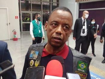 Robson Oliveira foi detido há dois anos por levar substância proibida em mala, a pedido da família do jogador Fernando, hoje no Beijing Guoan.