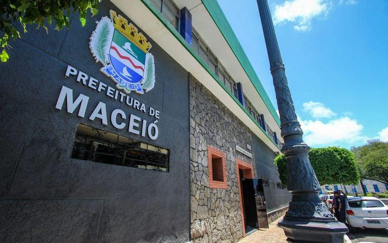 Sede da Prefeitura de Maceió