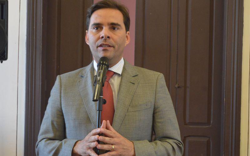 vereador Kelmann Vieira (PSDB)