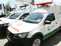 Limoeiro recebe ambulâncias e caminhão compactador enviados por Collor