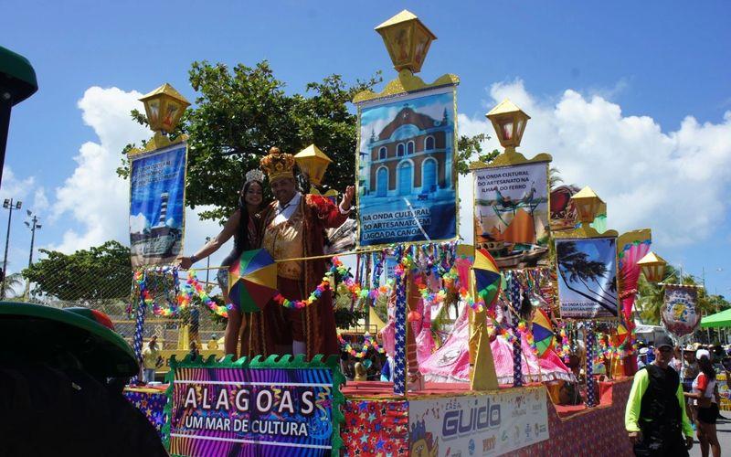 Carnaval em Maceió.