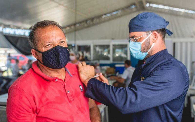 Vacinação em Maceió