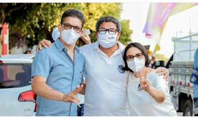 Nelson Filho declara apoio a Gilvânia Barros para a Prefeitura de Arapiraca