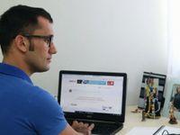 Jornalista Kléverson Levy lança blog com endereço novo e mantém parceria com Cadaminuto