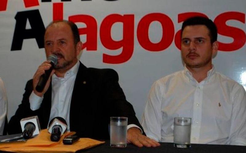 Antônio Albuquerque e Nivaldo Albuquerque