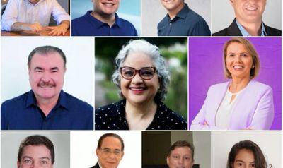 Candidatos à Prefeitura de Maceió