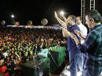Festa do trabalhador de Carneiros se torna 'palanque eleitoral' para Renans