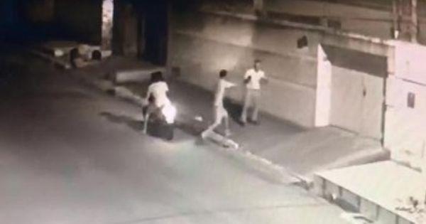 Jornalista é assaltado em frente à sede de TV em Arapiraca; veja vídeo - Cada Minuto