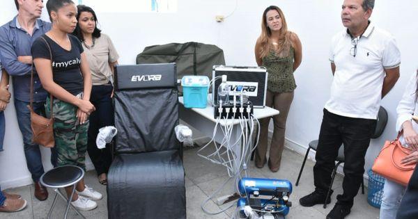 Atalaia adquire Consultório Odontológico Portátil - Interior - Cada Minuto