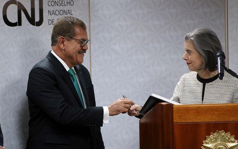 Humberto Martins e Cármen Lúcia