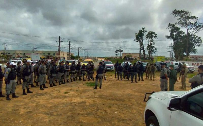 Polícia Militar inicia Operação Fecha Quartel na parte alta de Maceió