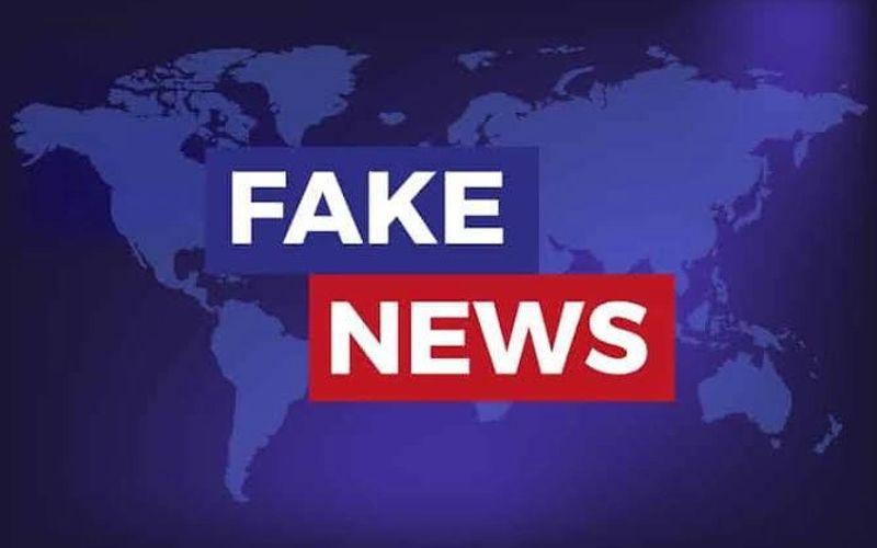 É fake news