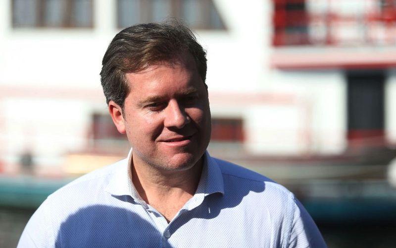 Ministro do Turismo, Marx Beltrão (PMDB)