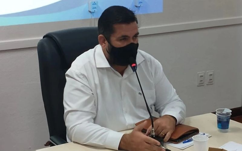 Vereador Leonardo Dias