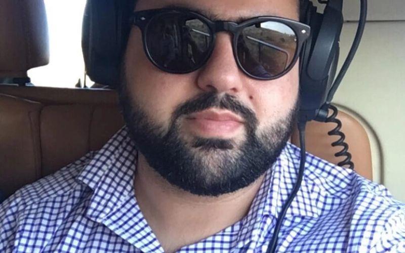 João Paulo Tavares/ sobrevoo técnico da SEMARH no Canal do Sertão