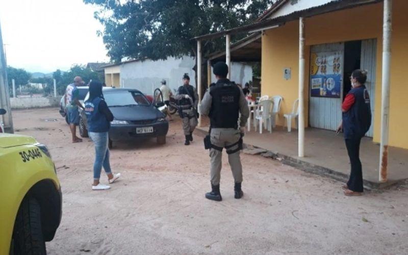 Ações de orientação e fiscalização estão sendo realizadas também no interior de Alagoas
