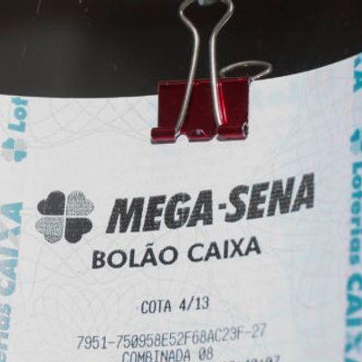 Bolão da Mega-Sena
