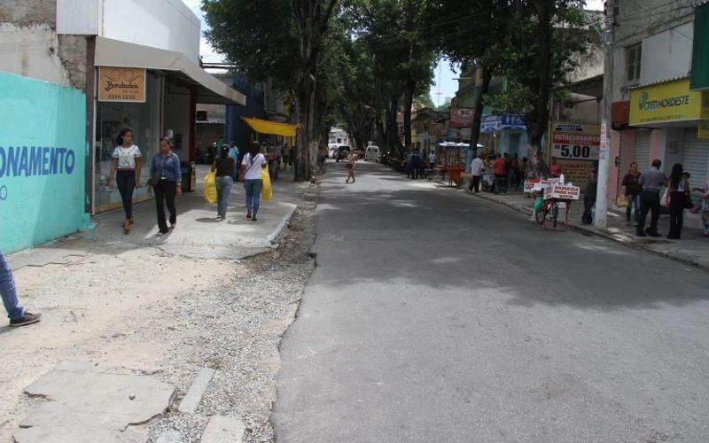 Rua das Árvores