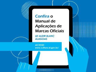 Manual de aplicação de logomarcas está disponível no site oficial da Secult