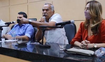Deputado Tarcizo Freire ataca servidora e secretária municipal de Arapiraca