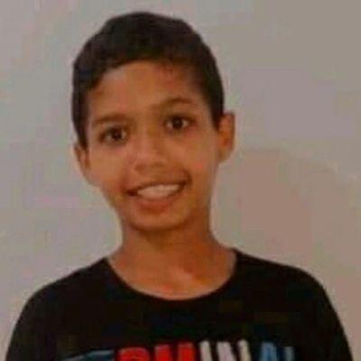 Kauã da Silva, de 11 anos, estava desaparecido desde o dia 3 de outubro.