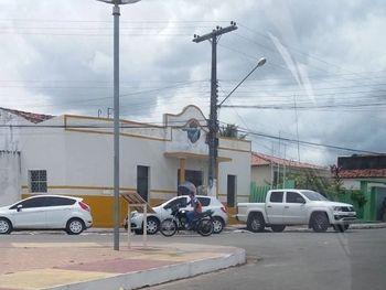 Sede da Prefeitura de Campo Grande