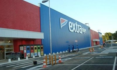Supermercado Extra, em Maceió